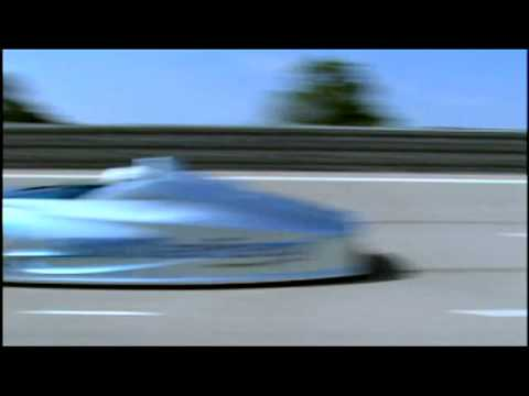 BMW H2R Hydrogen Racer promotional video - YouTube