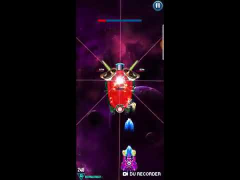 Boss 37 Fullskill ALIEN SHOOTER | GALAXY ATTACK | Space Shoot Up | Relax Game Mobile