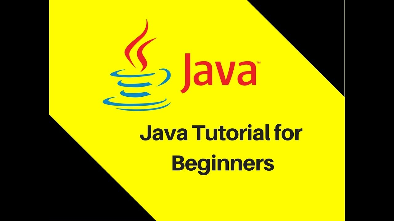 1.3 Java Tutorial for Beginners - YouTube