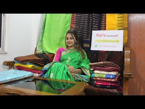 Beautiful And Comfortable Silk Sarees From Rai's Fashions
