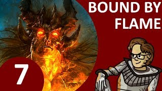 Let's Play Bound By Flame Part 7 - Act 1, Side Quest: Missing In Action (PS4 Pyromancer Buffalo)
