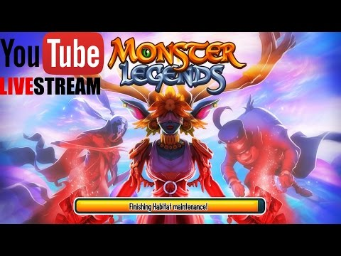Monster Legends Live Stream | Illusion Island | Progressive Island Event | Discussion | Mr. Flaky
