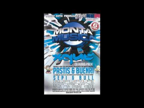MONTA MUSICA VS XQUE FRIDAY 20TH FEB 2015