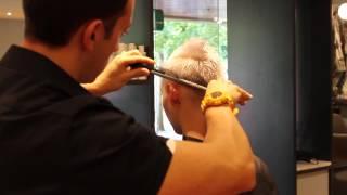 Sexy Short Blonde Crop - Model Tamika part1/2