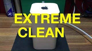 Gambar cover Apple Airport Extreme Deep Clean