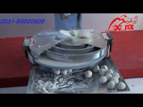 MP45/2 dough divider rounder machine
