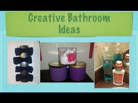 Bathroom Ideas (RE-UPLOADED)