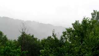 RAIN AT SUGAR MOUNTAIN 8-12-13