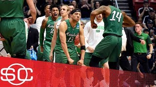 Marshall shocks Wichita State 81-75 in first round of NCAA tournament | SportsCenter | ESPN
