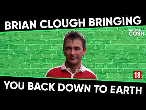 When Brian Clough got Mark Crossley to play for his sons Sunday League team