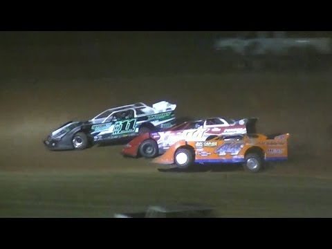 ULMS Super Late Model Feature | McKean County Raceway | Dick Rice Memorial | 6-30-16