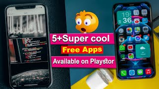 Download 5+ Super cool free Apps Available On Playstore 2021