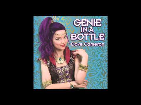 dove cameron genie in a bottle audio