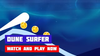 Dune Surfer · Game · Gameplay