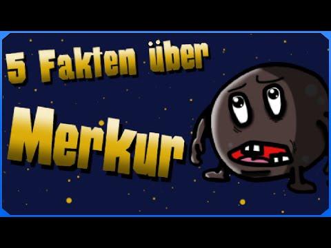 Astro-Comics - 5 Fakten über Merkur