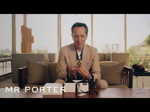 A Very Hollywood Holiday With Mr Richard E Grant   MR PORTER