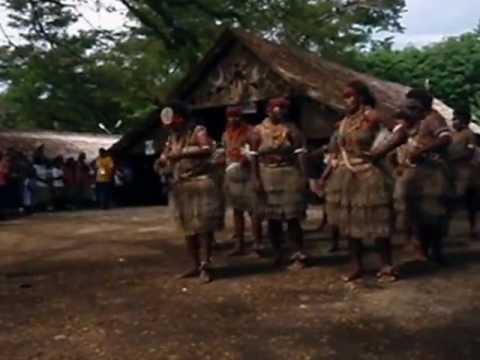 Festival of pacific Arts Solomon Islands 2012