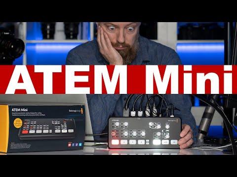 Blackmagic ATEM Mini