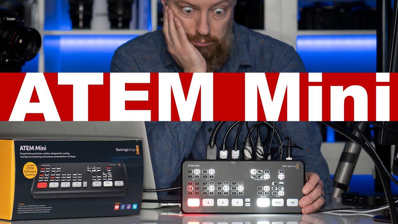 Yes Atem Mini Has Preview Photojoseph Com