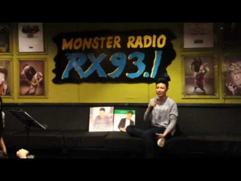 Darren Espanto on RX Concert Series - Interview Part 1