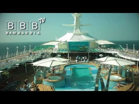 "Cruise ship ""Vision of the Seas"": Activities and relaxation"