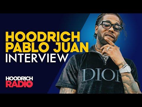 DJ Scream - Hoodrich Pablo Juan Talks DMV, Trends, Staying Focused, Kicking Lean & More
