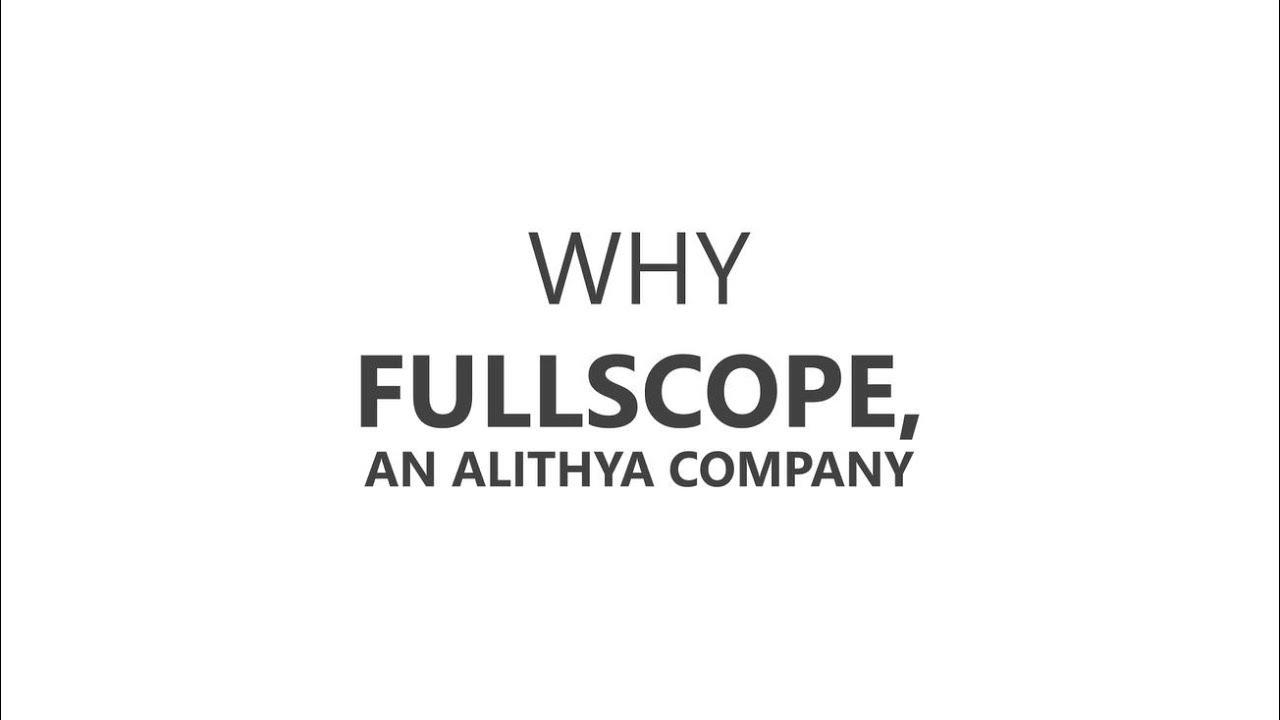 Homepage - Fullscope, an Alithya company