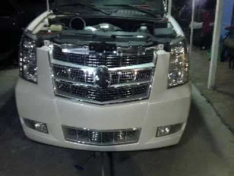 02 Silverado Conversion Front End 2 A Escalade Platinum