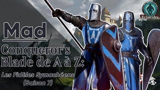 Conqueror's Blade de A à Z : Les fidèles symmachéens