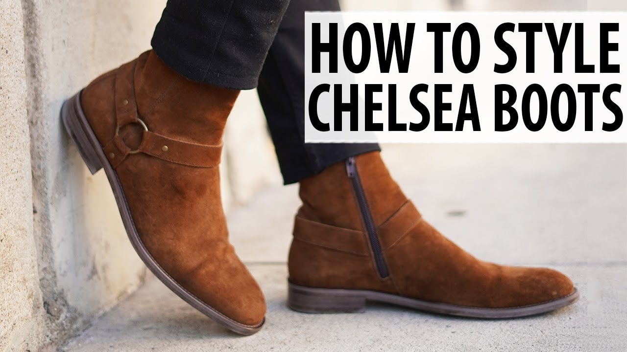 How To Style Chelsea Boots Men S Outfit Inspiration And Ideas Alex Costa Youtube