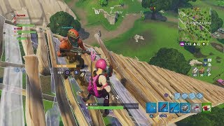 Why You Shouldn't Get High & Try To Troll In Fortnite