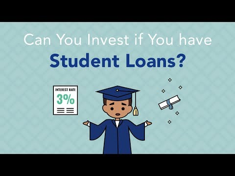 Should You Invest With Student Loans? | Phil Town