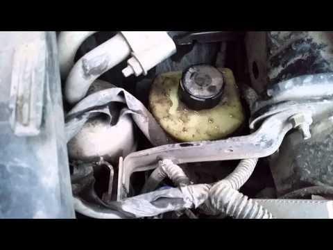 Гудит ЭГУР Ford Focus 2