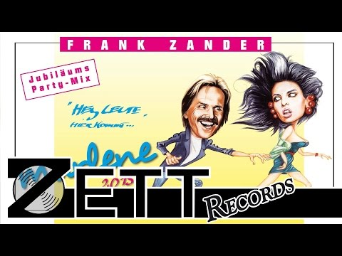 Frank Zander - Marlene 2015 (Party Version)