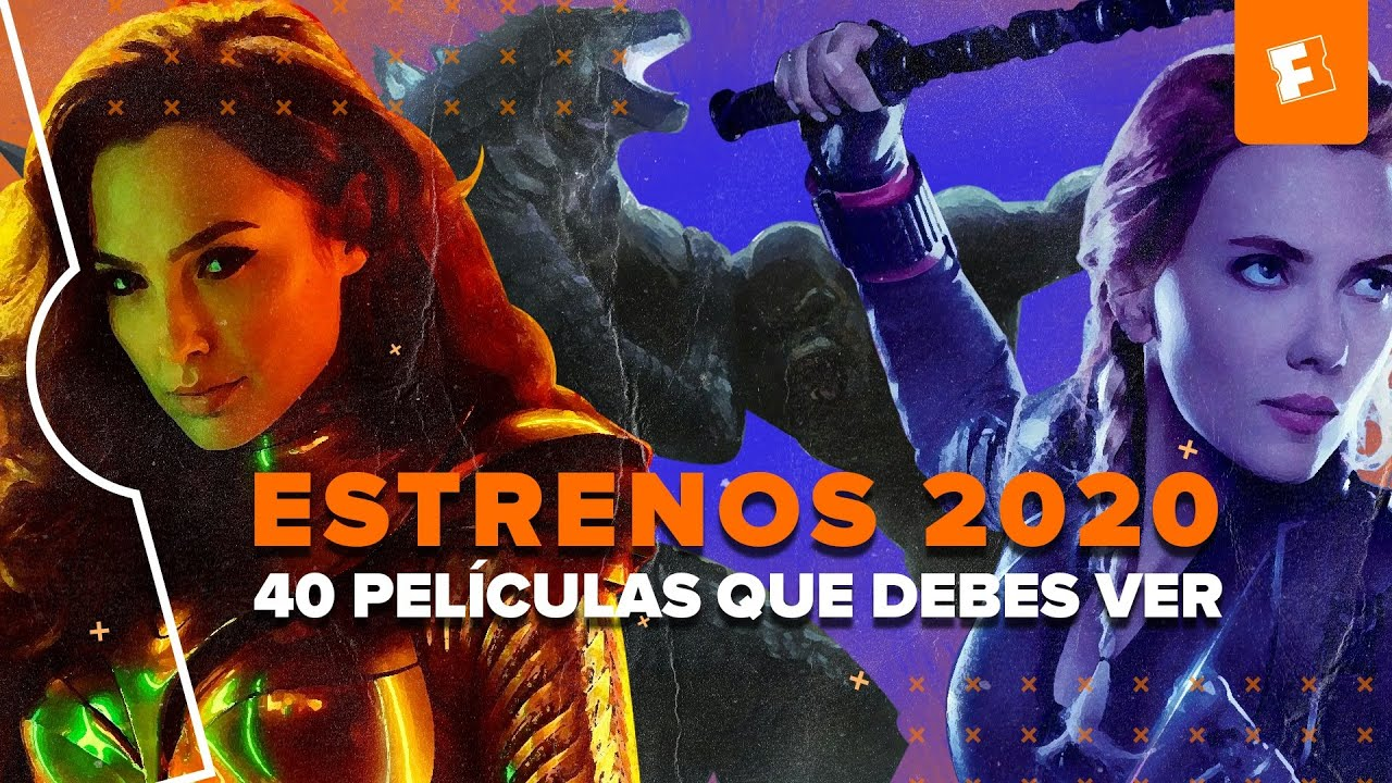 Peliculas estreno 2020