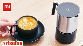 Xiaomi scishare milk cappuccino steamer ✅ You Can Buy in Online Store (RisoFan💻)