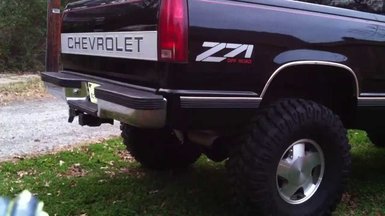 hight resolution of 1992 chevy k1500 lifted