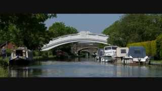 FZ1000 Lancaster Canal Garstang Narrowboats