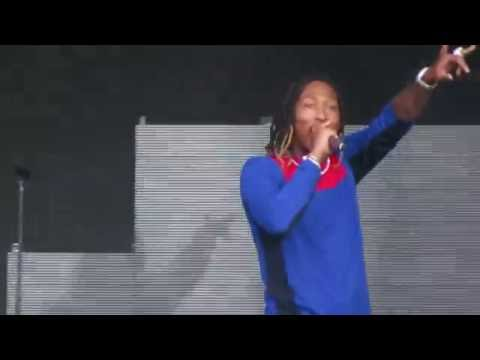 Future - Lay Up & Seven Rings - Live @ Lollapalooza Festival 7-29-16 in HD