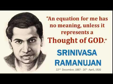 Srinivasa Ramanujan Magic Square - A Genius of India
