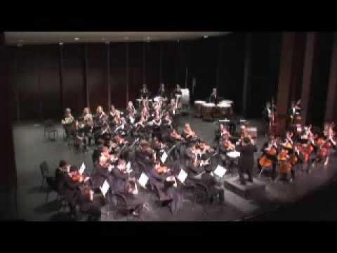 Napa Valley Youth Symphony plays Danzon No.2 - YouTube