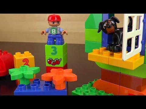 LEGO Duplo Kids Toys 10572 House