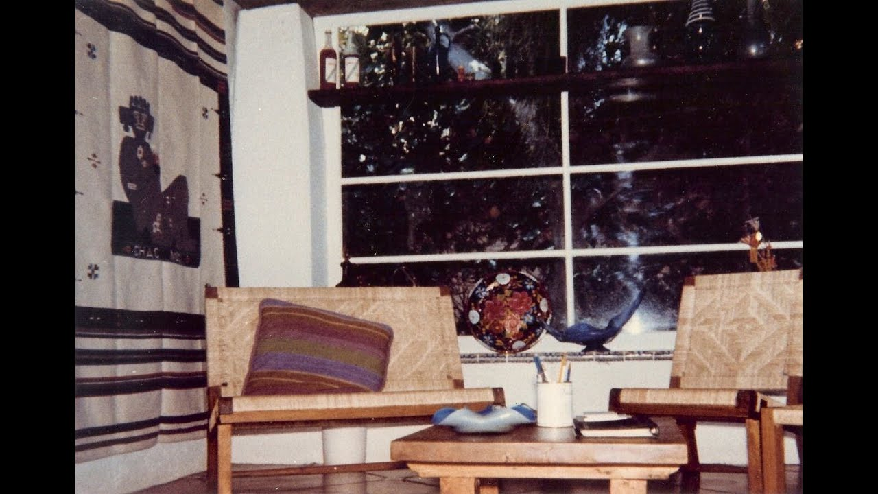 Marilyn Monroe House In Brentwood rare marilyn monroe - the brentwood hacienda house 1962 - youtube