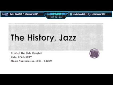 The History of Jazz: Music Appreciation