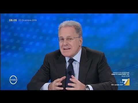 """Autostrade, inchiesta La Stampa, Marcello Sorgi: """"Qualcuno deve pagare"""""""""""