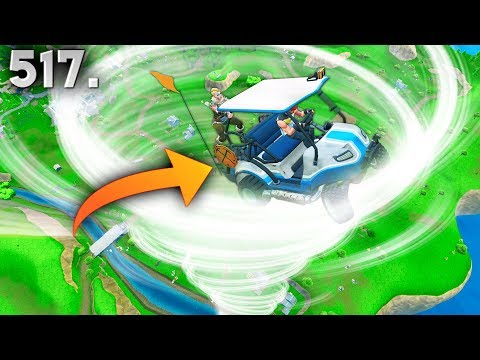 TORNADO GOLF CART..WTF..!! Fortnite Daily Best Moments Ep.517 (Fortnite Battle Royale Funny Moments)