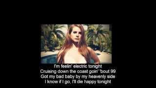 Lana Del Rey Summertime Sadness (Cedric Gervais Remix) (Letra)