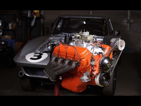 8 Of Chevrolet´s Greatest Engines Throughout History