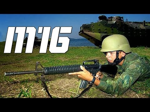 M16   Arma do Dia