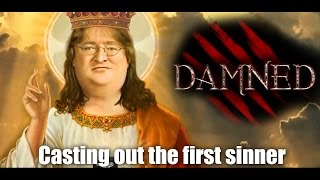 Damned - Casting out the first sinner
